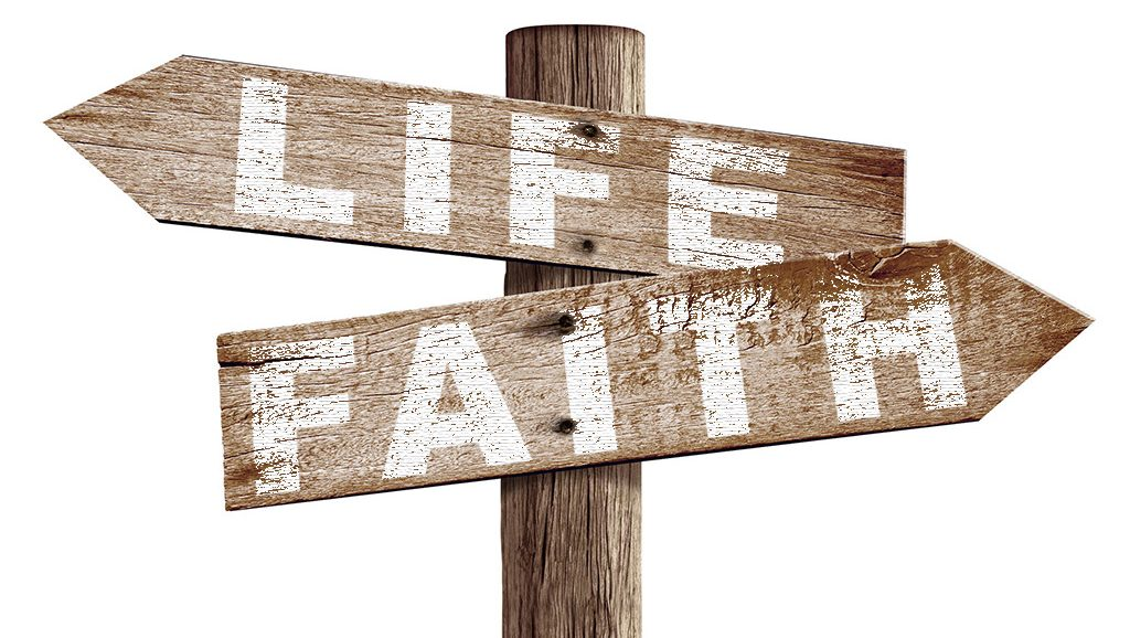 At the Intersection of Faith & Life